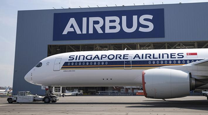 Singapore Airlines A350ULR