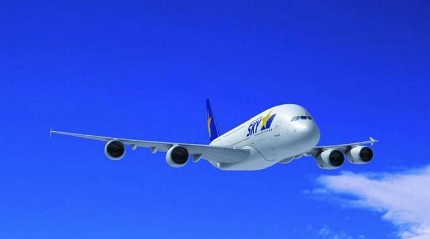 Skymark A380