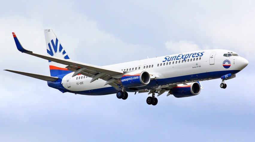 SunExpress Boeing 737