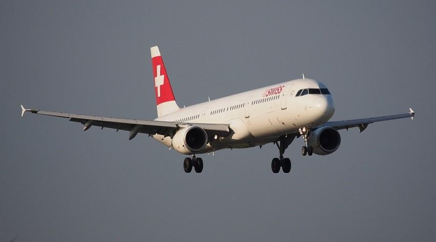 SWISS A321