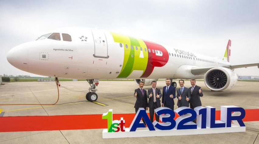 TAP Air Portugal A321LR