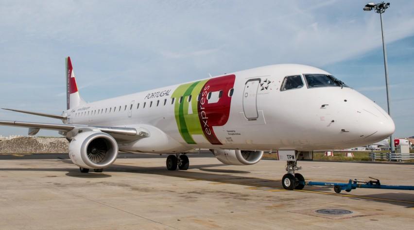 TAP Air Portugal Embraer