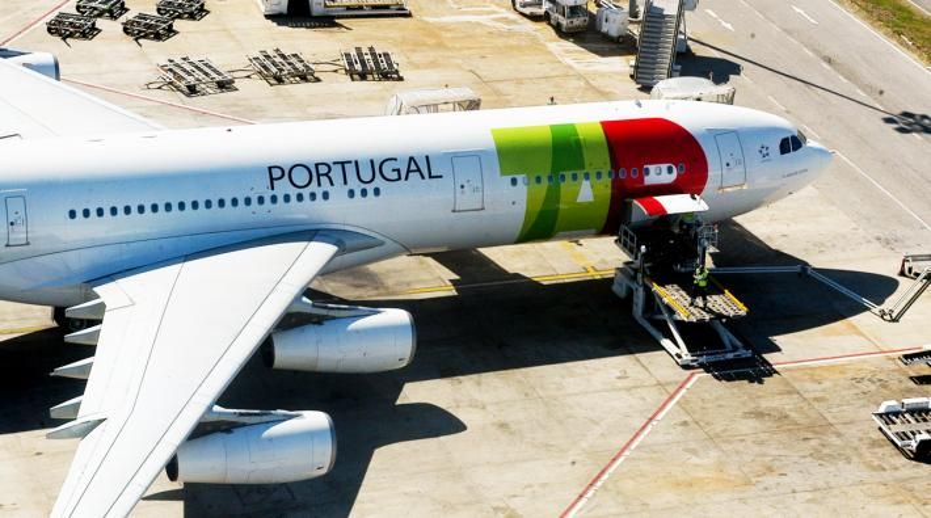 TAP Air Portugal A340