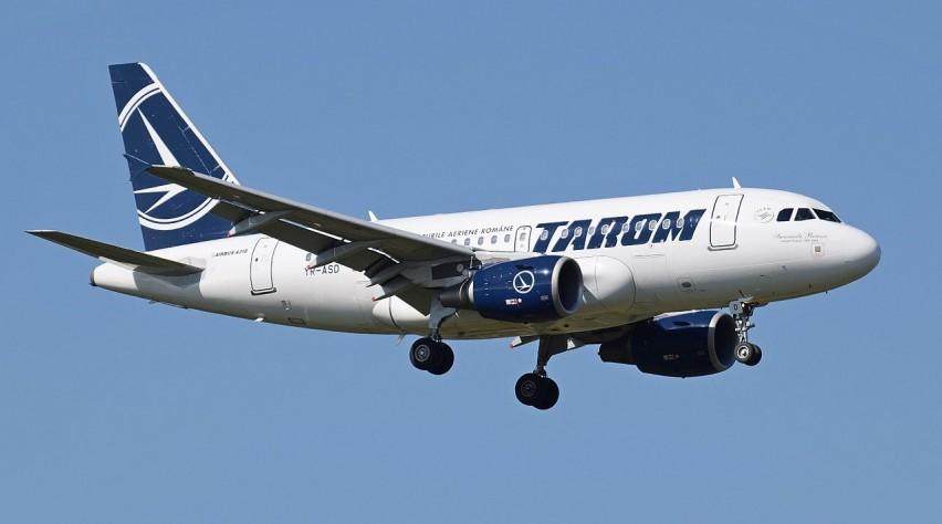 TAROM A318