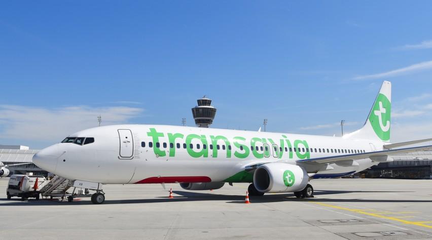 Transavia München Boeing 737
