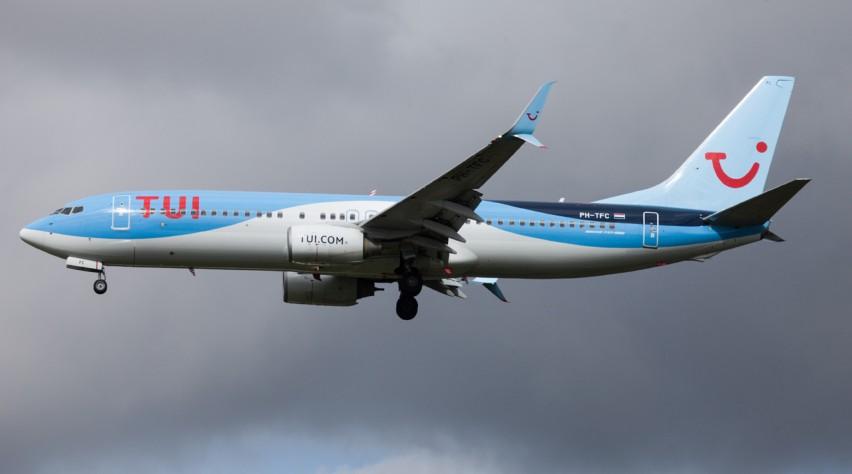 TUI fly 737