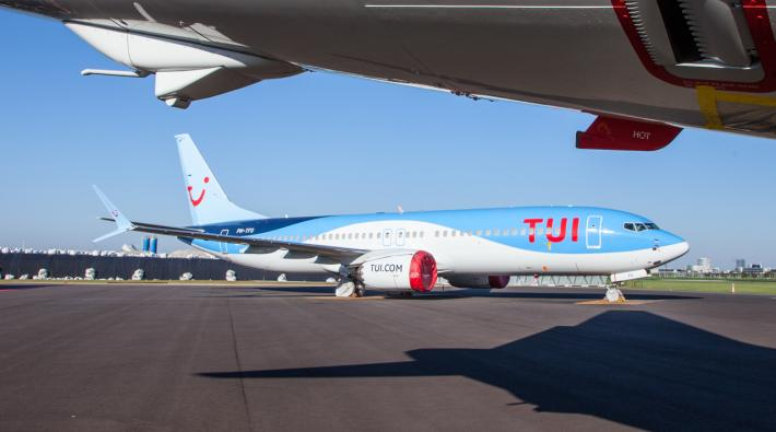 TUI fly Boeing 737 MAX