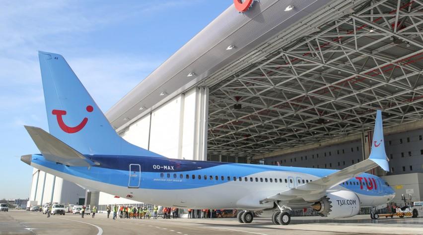 TUI 737 MAX