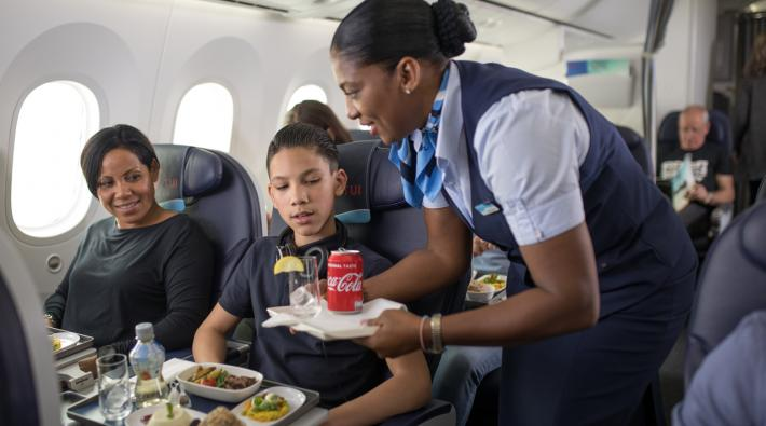 TUI fly crew