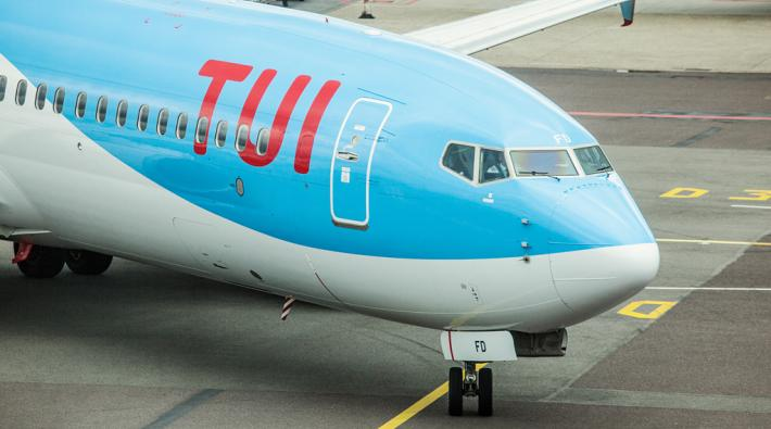 TUI fly Boeing 737