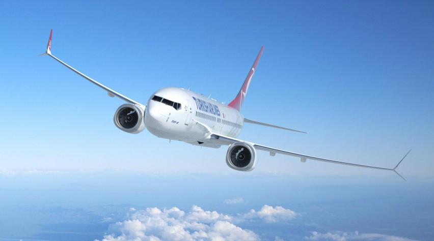 Turkish Airlines Boeing 737 MAX 8