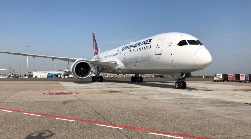 Turkish Airlines Boeing 787-9