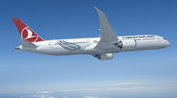 Turkish Airlines 787