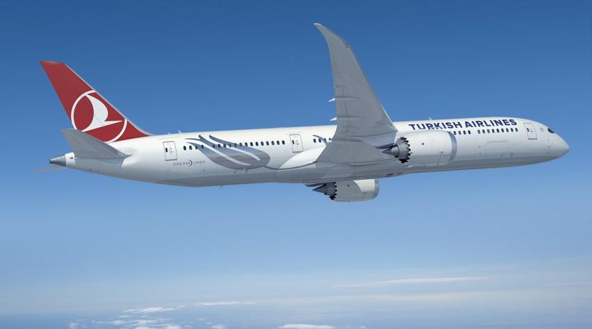 Turkish Airlines 787