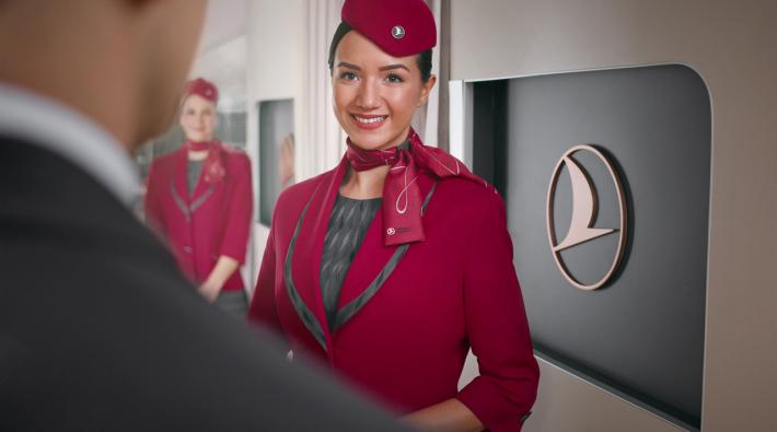 Turkish Airlines uniform