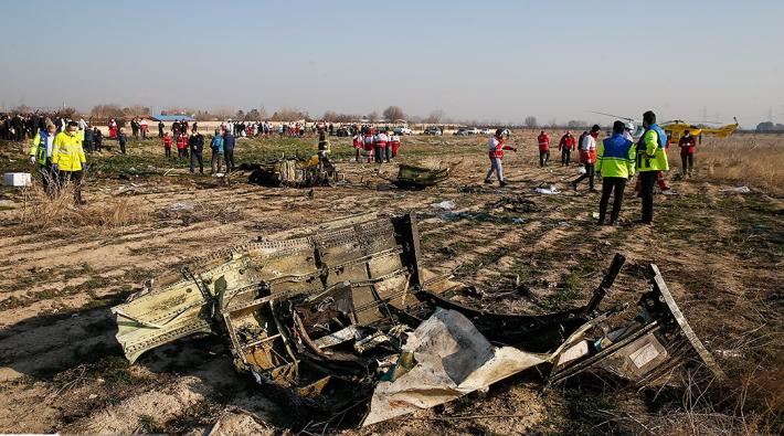 Ukraine 737 crash
