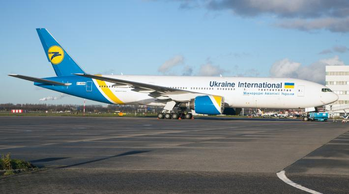 Ukraine International 777