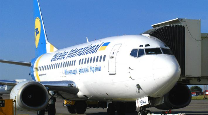 Ukraine International 737 Classic
