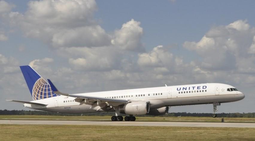 united, boeing 757-200