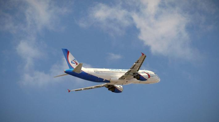 Ural Airlines A320