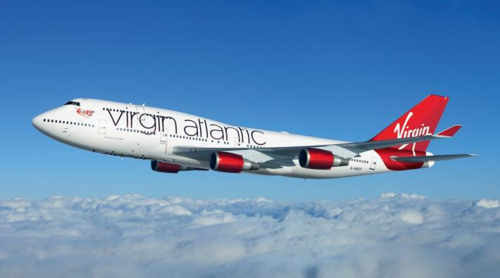 Boeing 747-400 Virgin Atlantic