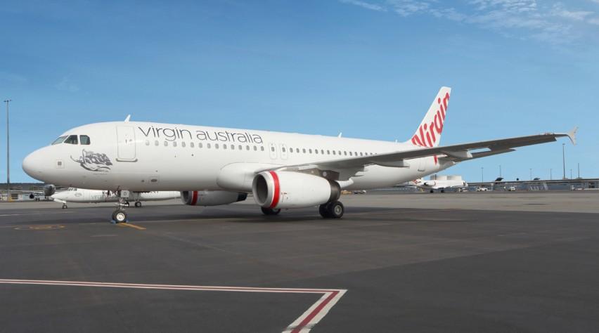 Virgin Australia A320
