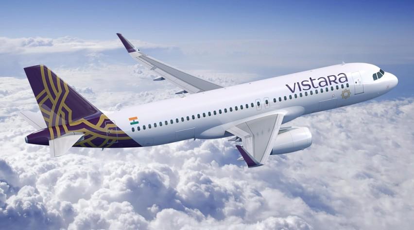 Vistara Airbus A320