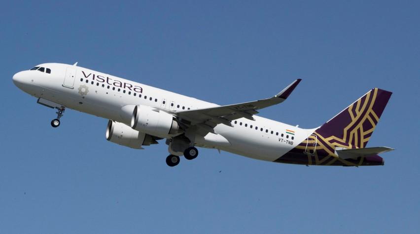 Vistara Airbus A320neo