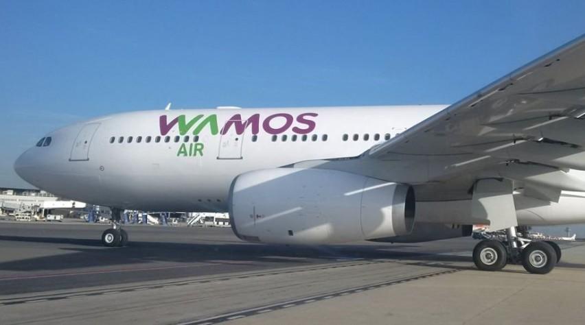 Wamos Air A330