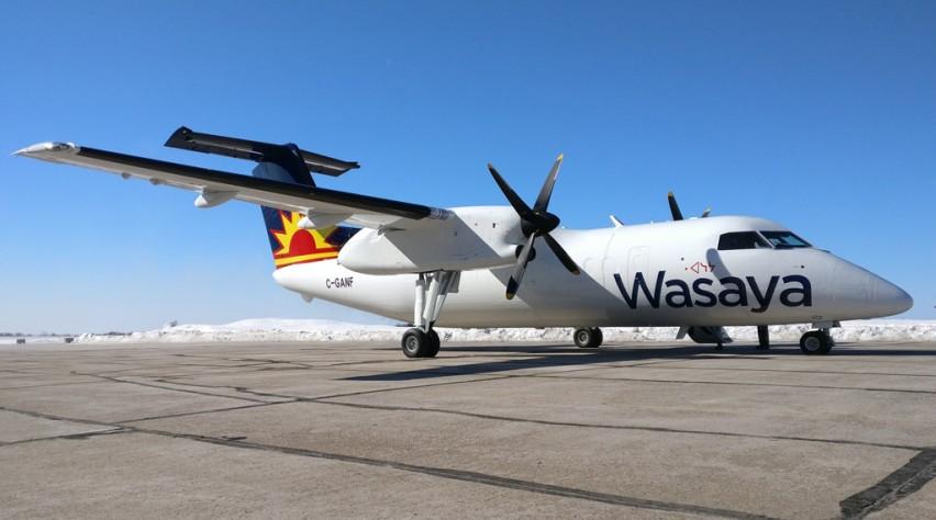 Wasaya DHC-8-100PF