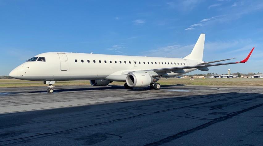 WDL Aviation Embraer 190