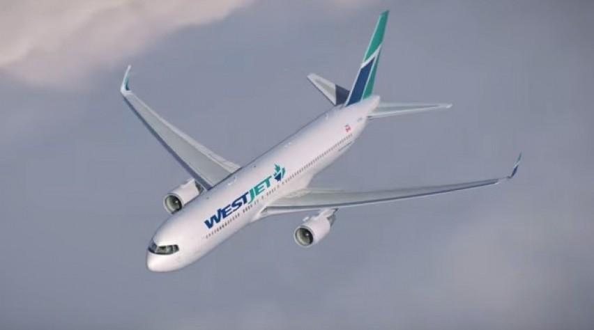 westjet, boeing 767-300