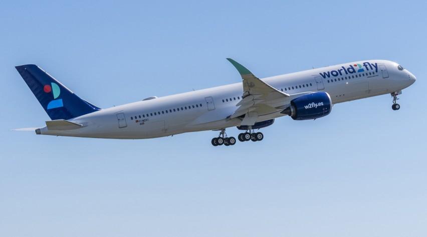 World2Fly A350