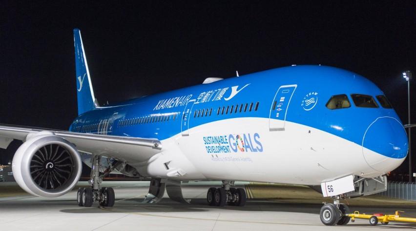 Xiamen Airlines 787-9