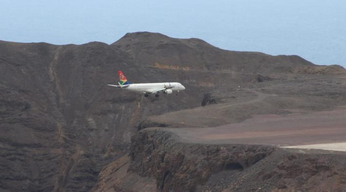 St Helena Airport Airlink