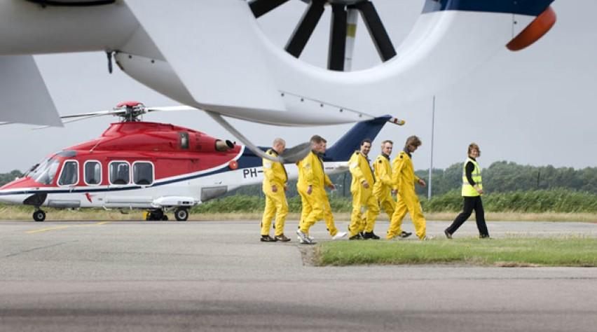 Den Helder Airport Krijgt Verbinding Met Treinstation Luchtvaartnieuws