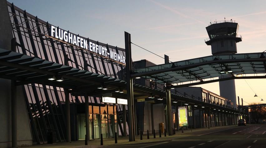 Erfurt-Weimar Airport