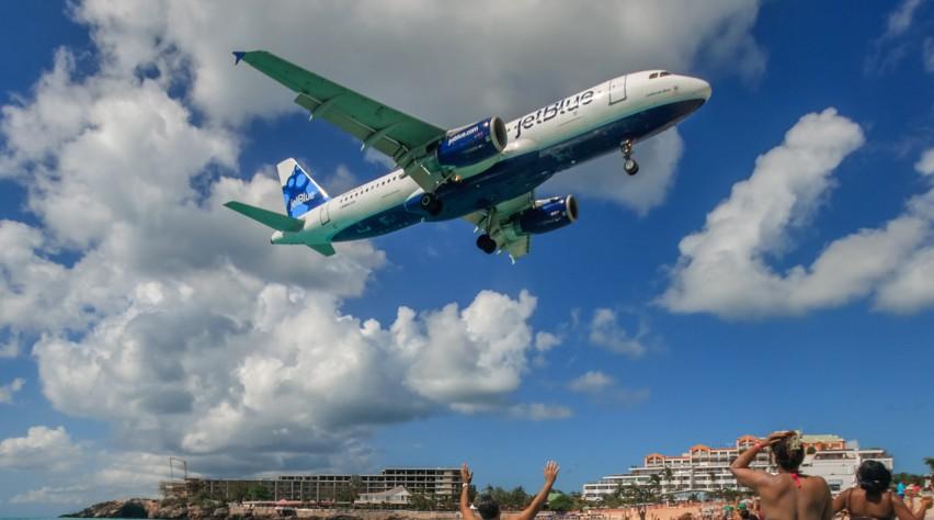 JetBlue SXM