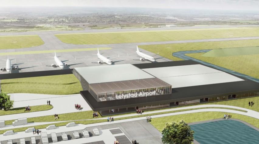 Video: Lelystad Airport test nieuwe baanverlichting | Luchtvaartnieuws