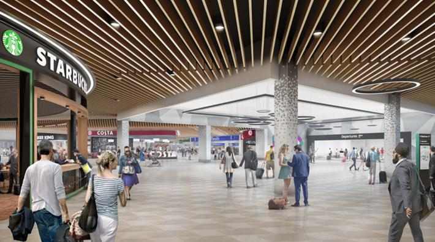 Londen Luton Airport