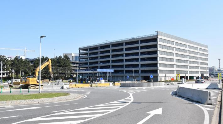 P3 Parking Brussels Airport