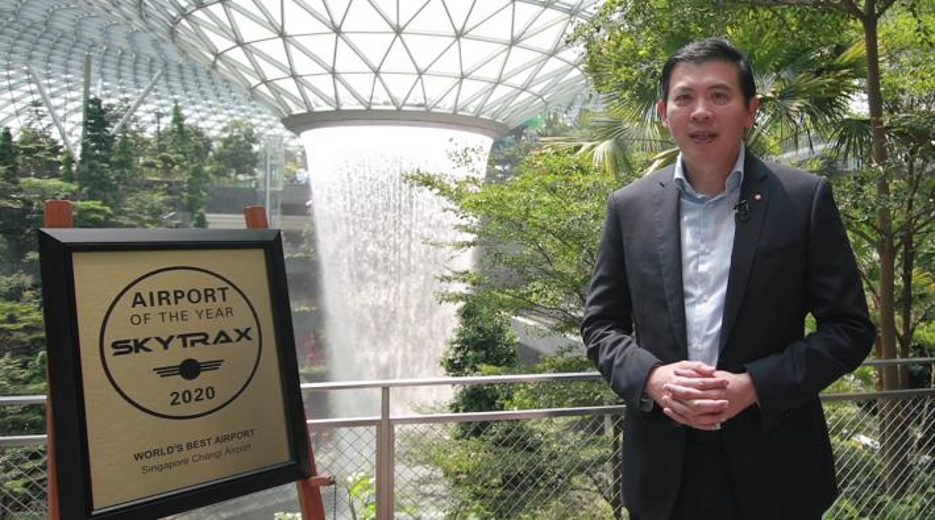 Singapore Changi Airport Skytrax 2020