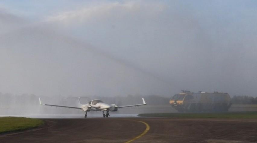 Nieuw lesvliegtuig KLM Flight Academy