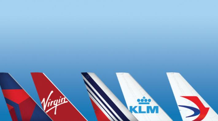 KLM partners