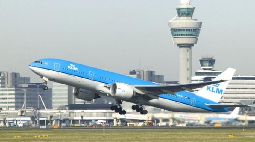 klm, boeing 777, schiphol