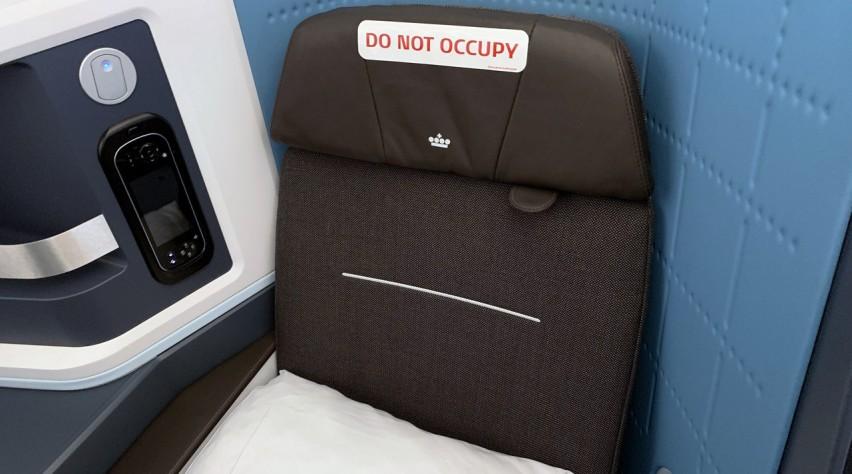 KLM Business 787-10