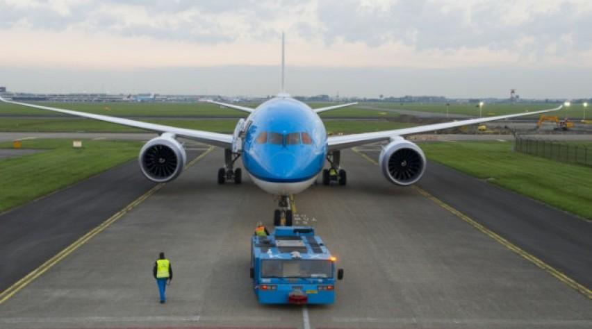klm ontvangt negende boeing 787 dreamliner