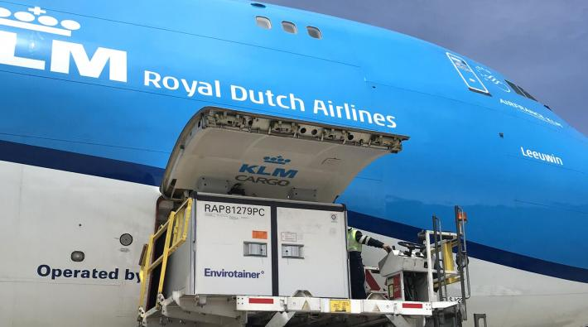 KLM Cargo 747