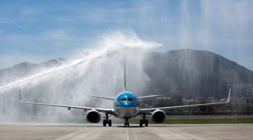 KLM Malaga