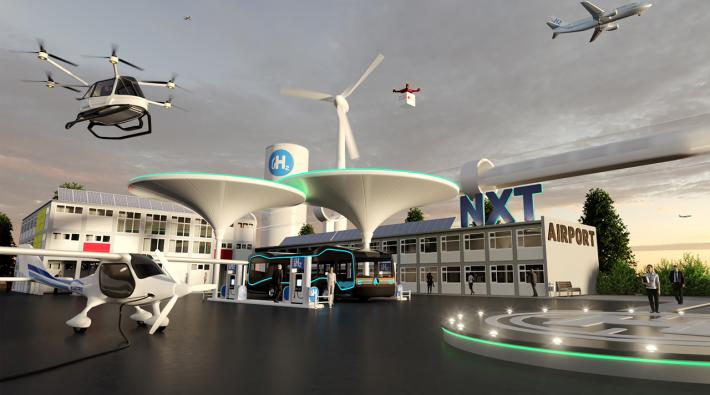 NXT Airport